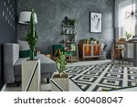 modernly designed and... | Shutterstock . vector #600408047
