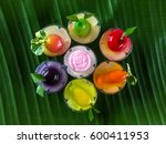 colored jelly sweets delicious...   Shutterstock . vector #600411953