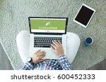 coaching concept | Shutterstock . vector #600452333