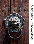 Door Handle Door Handle Lion...