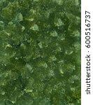 dark forest green heavy texture ... | Shutterstock . vector #600516737
