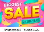 Biggest Sale Horizontal Banner...