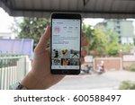 chiang mai  thailand   mar 10...   Shutterstock . vector #600588497