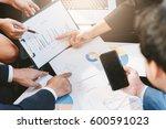 business concept  business man... | Shutterstock . vector #600591023