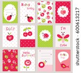 Collection Of Gift Tags And...