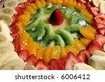 fruit pie | Shutterstock . vector #6006412