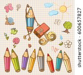 education. children's drawing