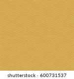 golden background  seamless... | Shutterstock .eps vector #600731537