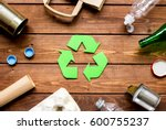 Eco Concept With Recycling...