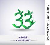 Thirty Three Years Anniversary...