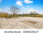 empty tiles at the nice and... | Shutterstock . vector #600825617