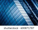 detail shot of modern... | Shutterstock . vector #600871787
