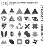 Set 25 Universal Geometric...