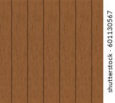 vector wood plank background.... | Shutterstock .eps vector #601130567