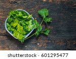 Coriander Leaves  Fresh Green...