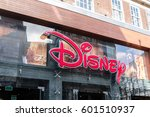 london  england   24 february...   Shutterstock . vector #601510937