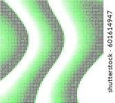 abstract grunge grid polka dot... | Shutterstock .eps vector #601614947