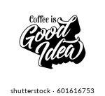 black words sentence typography ... | Shutterstock .eps vector #601616753