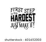 black silhouette text words... | Shutterstock .eps vector #601652003