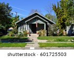 beautiful homes and estates in ... | Shutterstock . vector #601725503