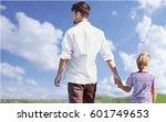 father. | Shutterstock . vector #601749653
