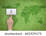 energy saving and ecological... | Shutterstock . vector #601929173