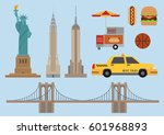 New York Illustration  Vector ...