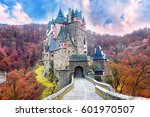 fairytale castle scenery