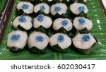 thai dessert | Shutterstock . vector #602030417