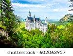 castle neuschwanstein landscape