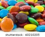 candy closer up - stock photo