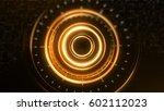 science fiction futuristic 3d...   Shutterstock . vector #602112023