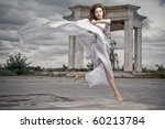 dynamic image of a beautiful... | Shutterstock . vector #60213784