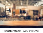 table template with industrial... | Shutterstock . vector #602141093