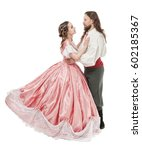 beautiful couple woman and man...   Shutterstock . vector #602185367