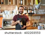 small business  alcohol drinks  ... | Shutterstock . vector #602203553