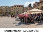 Poland  Krakow  July 02  Tiny...
