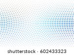 light blue  green vector modern ... | Shutterstock .eps vector #602433323