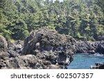 jeju island | Shutterstock . vector #602507357
