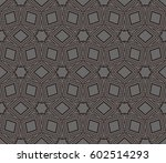abstract repeat backdrop.... | Shutterstock .eps vector #602514293