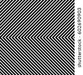 repeatable geometric texture.... | Shutterstock .eps vector #602690903
