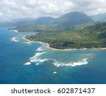 View Of Kauai Coast From...