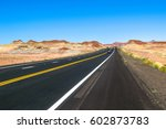 Painted Desert Highway 89...