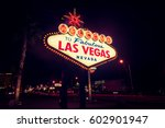 las vegas   february 18  world... | Shutterstock . vector #602901947