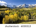 colorado in autumn | Shutterstock . vector #6030313