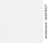 gray dots gradient on white... | Shutterstock .eps vector #603078317