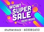 sale banner template design....   Shutterstock .eps vector #603081653