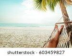 leisure in summer   beautiful...   Shutterstock . vector #603459827