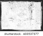 grunge urban texture.overlay... | Shutterstock .eps vector #603537377
