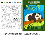 Wild Animals Coloring Page For...